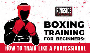 Boxing Training For Beginners How To Train Like A