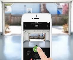 smart garage door openerSmartphone Garage Door Remote