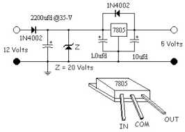 simple  volt power supply circuits and diagramsdigital power supply diagram