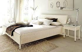 White Wicker Bed Best White Wicker Bedroom Furniture Cheap White ...