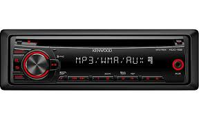 kenwood kdc 152 cd receiver at crutchfield com kenwood kdc 152 front