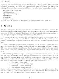 sample latex document pages page 2 back to top