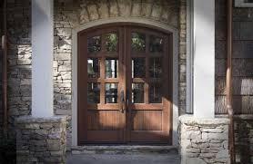double front doors. Attractive Rustic Double Front Doors With Por Double Front Doors
