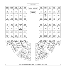 Vermont House Seating Chart With Links