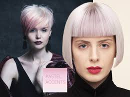 hair colours for winter 2015. trendy colors for short hair fall/winter 2015/2016: pink color dominates colours winter 2015