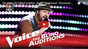 "Watch LDS Man Wow All 4 Judges on ""The Voice"" 