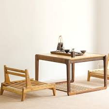 home ideas coffee tables with shelf underneath engaging zen bamboo table w536 h536 2x picture
