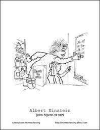 Small Picture Learn About Albert Einstein With These Free Printables Albert