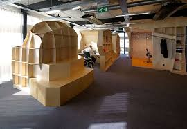 office bookcase design ideas in creative and innovative workplace innovative office ideas