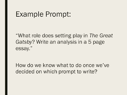 "writing a literary analysis essay the only guide you will ever  3 example prompt ""what"