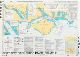 Sea Charts Online British Admiralty Nautical Chart 8117 Port Approach Guide Doha
