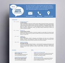 Simple And Modern Resume Template Kukook