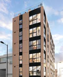 apartment building design. Hampton Jones Is One Of The First Practices In New Zealand To Fully Implement BIM Capabilities Utilising C4R With Prefabricated Design. Apartment Building Design N
