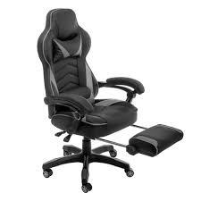 <b>Компьютерное кресло</b> Stimul черно-серого цвета — купить по ...