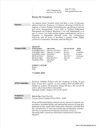 Awesome Free Resume Template For Apple Images Entry Level Resume