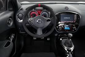 Sports Cars: Nissan juke interior