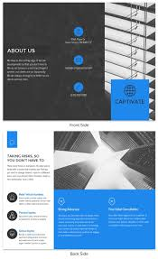 Brochure Template Design Free 21 Brochure Templates And Design Tips To Promote Your