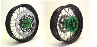 warp 9 klr650 supermoto wheels
