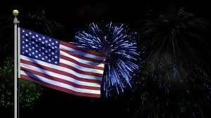 Fireworks Display On Independence Dayfourth Stock Footage Video 100 Royalty Free 15164623 Shutterstock