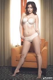 Playboy big boob butt