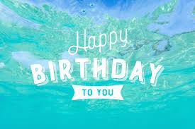 可愛い誕生日画像夏海のhappy Birthdayver1の画像おしゃれな