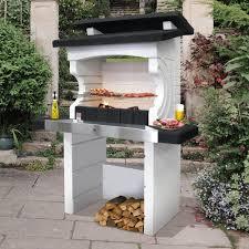 Barbecue Design For Garden Sarom Designer Garden Barbecue Kos Amazon Co Uk Kitchen Home
