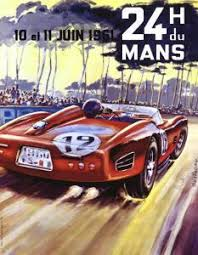 Vintage ferrari 308 art poster 34 x 22.5 a winning pair one stop posters1985. Auto Racing Vintage Posters Paintings Wall Art Prints Art Com