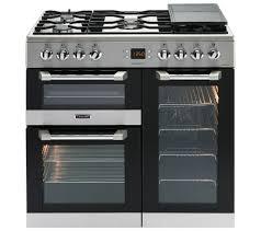 Why Dual Fuel Range Buy Leisure Cuisinemaster Cs90f530x Dual Fuel Range Cooker