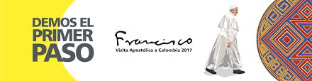 Resultado de imagen para papa francisco en colombia conferencia episcopal