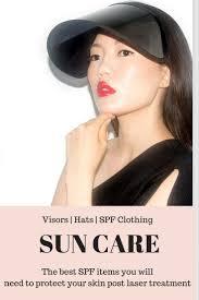 Ladies Designer Sun Visors Pin On Skincare