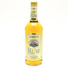 Barton Gold Rum 750ml