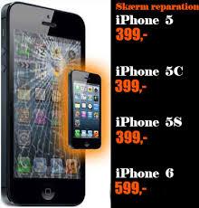 billig reparation af iphone 6