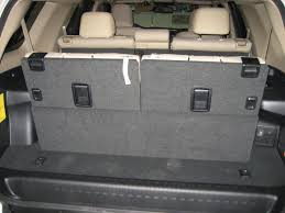 Do Toyota 4runner Have 3rd Row Seating | www.napma.net