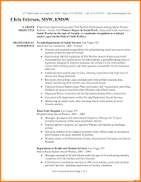 Objective For Social Work Resume En Resume Resumes 100 4100 Image Training Consultants And Examples On 23