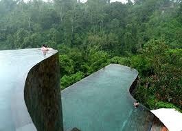 infinity pool bali. Beautiful Pool Hanginggardensbali6 Inside Infinity Pool Bali O