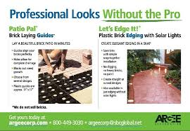 argee patio pal brick laying guides for modular bricks 10