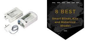 8 best smart blinds kirized
