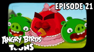 Angry Birds Toons | Hypno Pigs - S1 Ep21 - YouTube