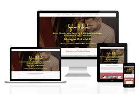 Weddinghand Net Create A Stunning Website For Your Wedding