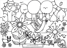 Vlinder Kleurplaten Symmetrie Rekenen Kleurplaten Vlinders En