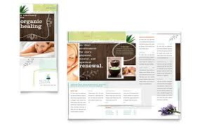 Spa Brochure Template Adorable Med Spa Brochure Template Rockytopridge