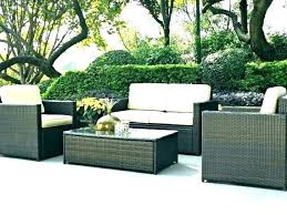Surprising Wicker Patio Furniture Clearance Resin Outdoor Sale