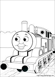 free thomas the train coloring sheets pages printable tank engine colouring colour