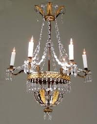 luxury empire crystal chandelier lighting lamp chandeliers hanging lights golden