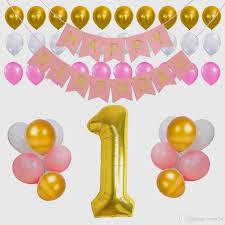 Happy Birthday Background Images 2019 1st Happy Birthday Background Decoration Golden 1 Digital