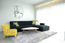 black sofa living room black couch ideas black couch living room contemporary design with simple small