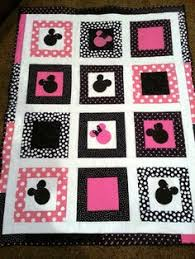 Quilting Patterns and Tutorials: Minnie Mouse Quilt - Free pattern ... & Quilting Patterns and Tutorials: Minnie Mouse Quilt - Free pattern   Quilts,  Quilts, Quilts   Pinterest   Minnie mouse, Free pattern and Mice Adamdwight.com