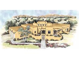 adobe home design. eplans adobe house plan - southwestern interpretation 2966 square feet and 4 bedrooms from code hwepl10099 home design s