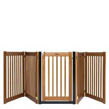 walk gate 5 panel pet freestanding dog gates