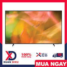 Smart Tivi Samsung 70 inch UA70AU8000KXXV Dynamic Crystal Color đắm mình  vào khung hình. giao hàng miễn phí HCM tốt giá rẻ